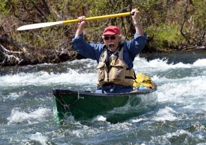 Beginner to Intermediate Whitewater Trips
