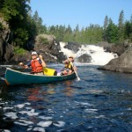 Canoeing Trips in Maine