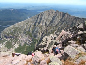 maine mountain climbing guides