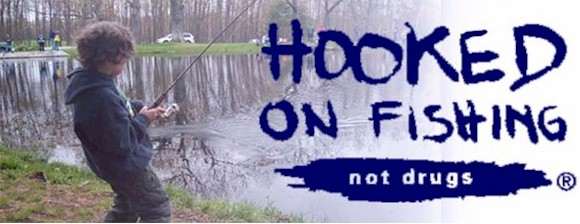 Hooked on Fishing Not Drugs