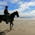 maine horseback riding